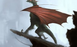 Speed_Paint___Dragon_by_Blinck
