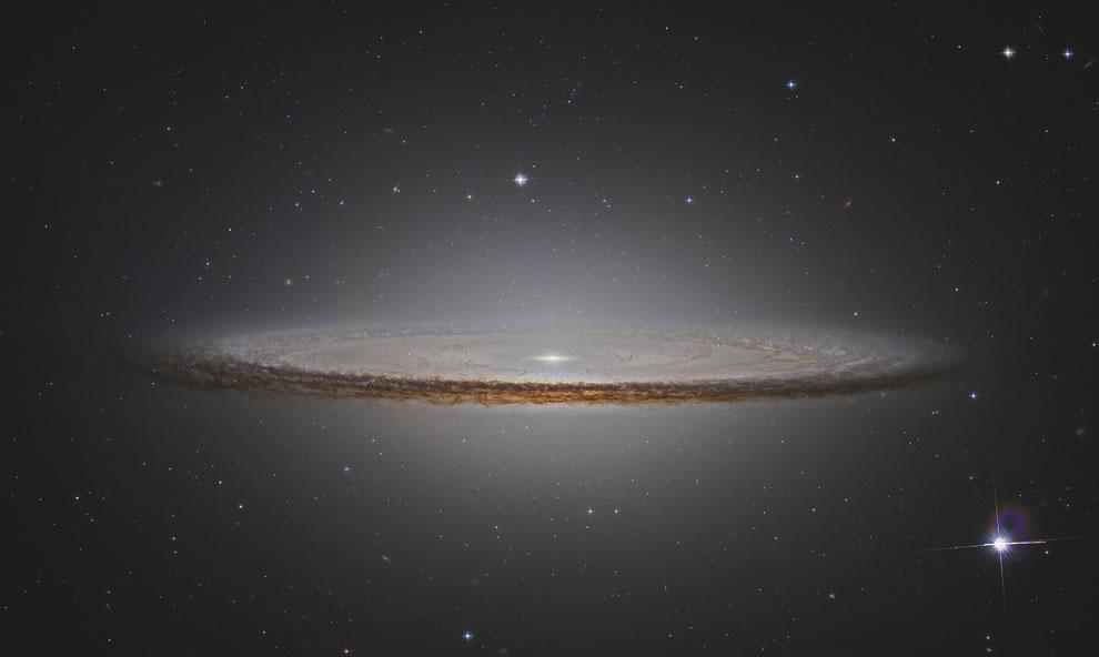 Изображений с космического телескопа Хаббл