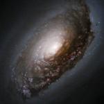 Изображений с космического телескопа Хаббл m64