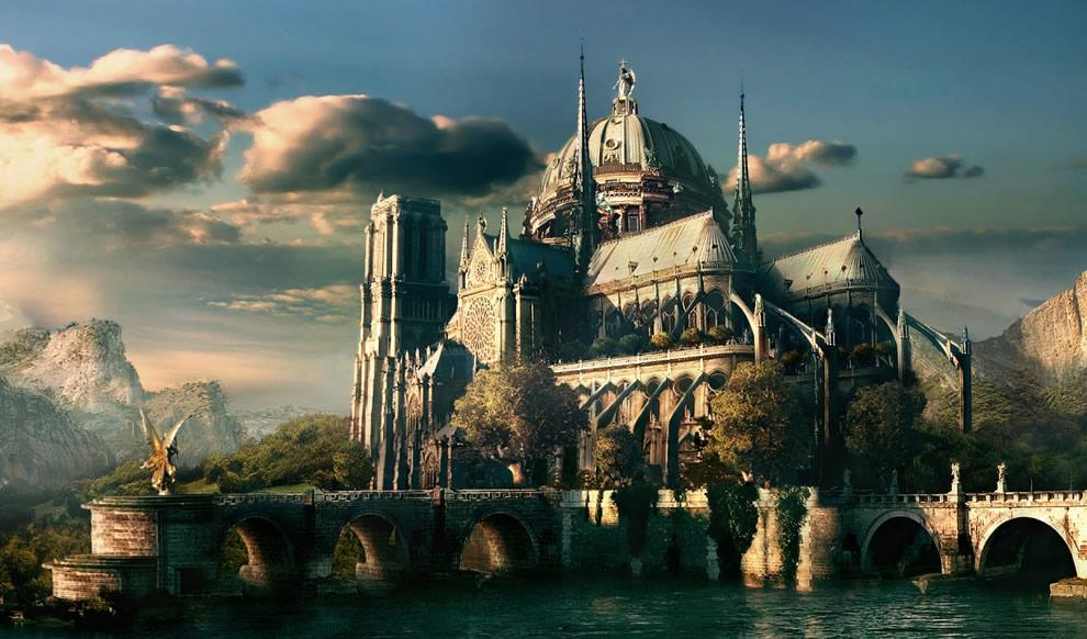Titkos város Cathedral
