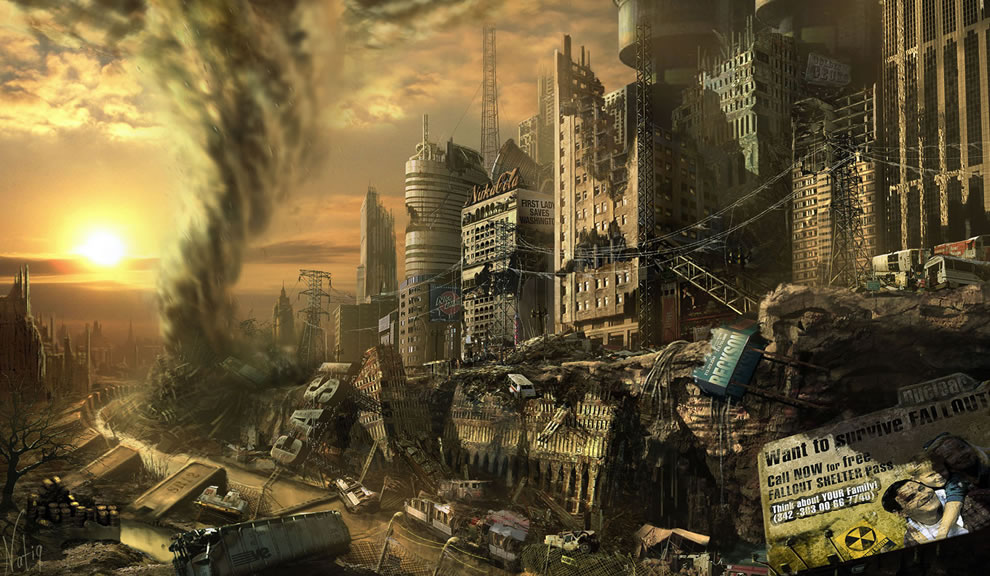 Fallout 3 concept art