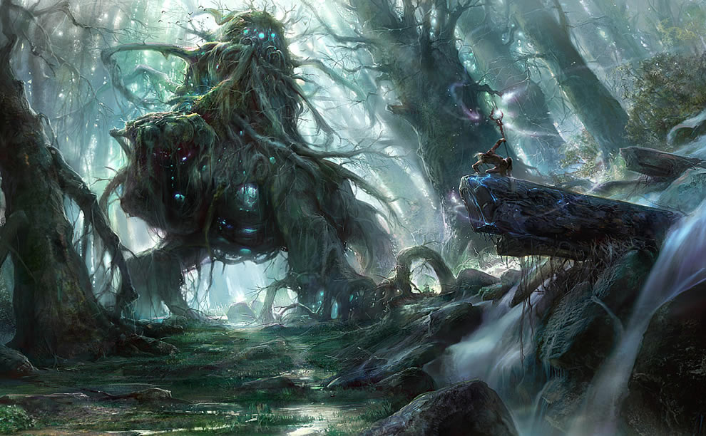 Digital Art select for the Daily Inspiration #538