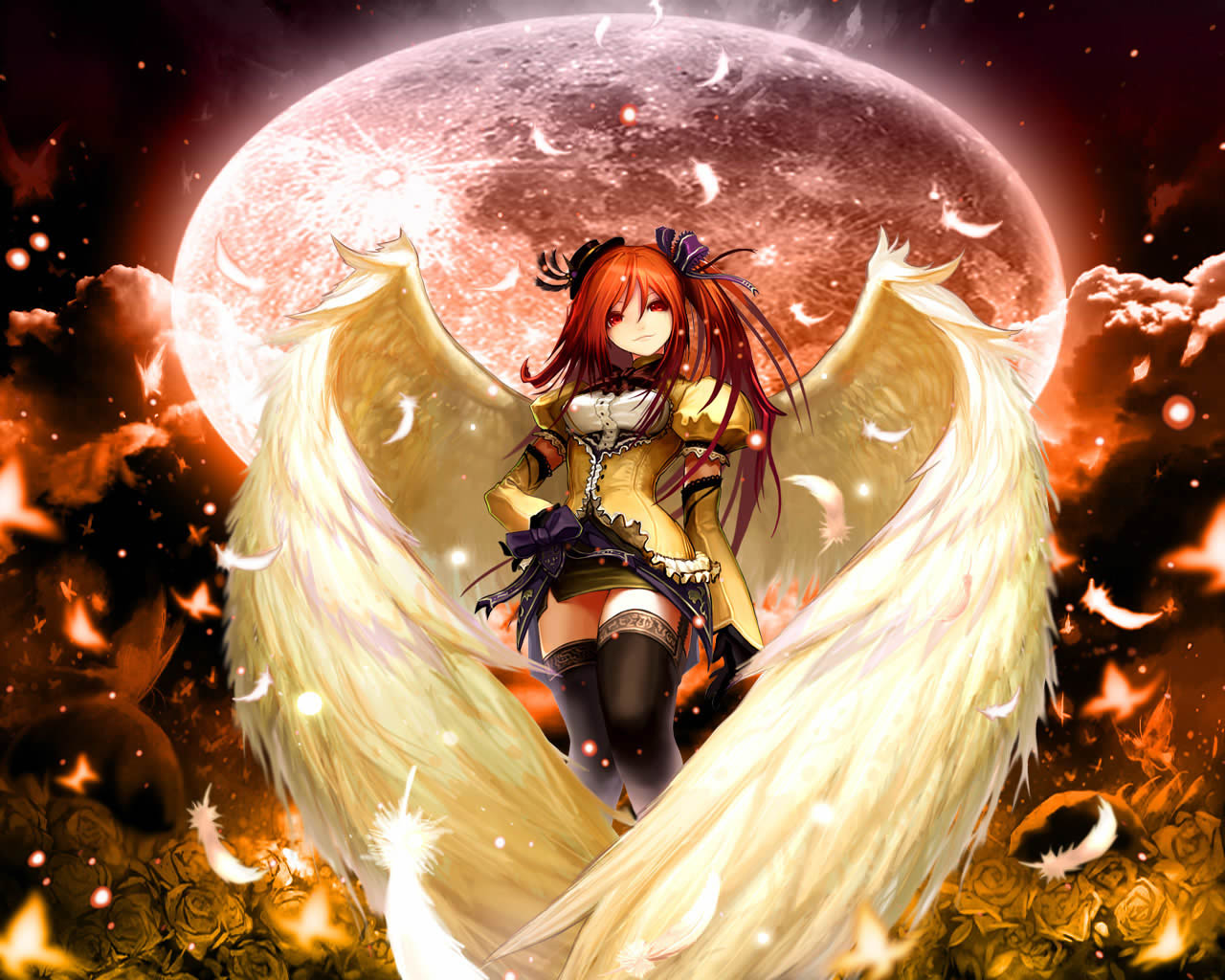The Laws of Light and Dark Angel