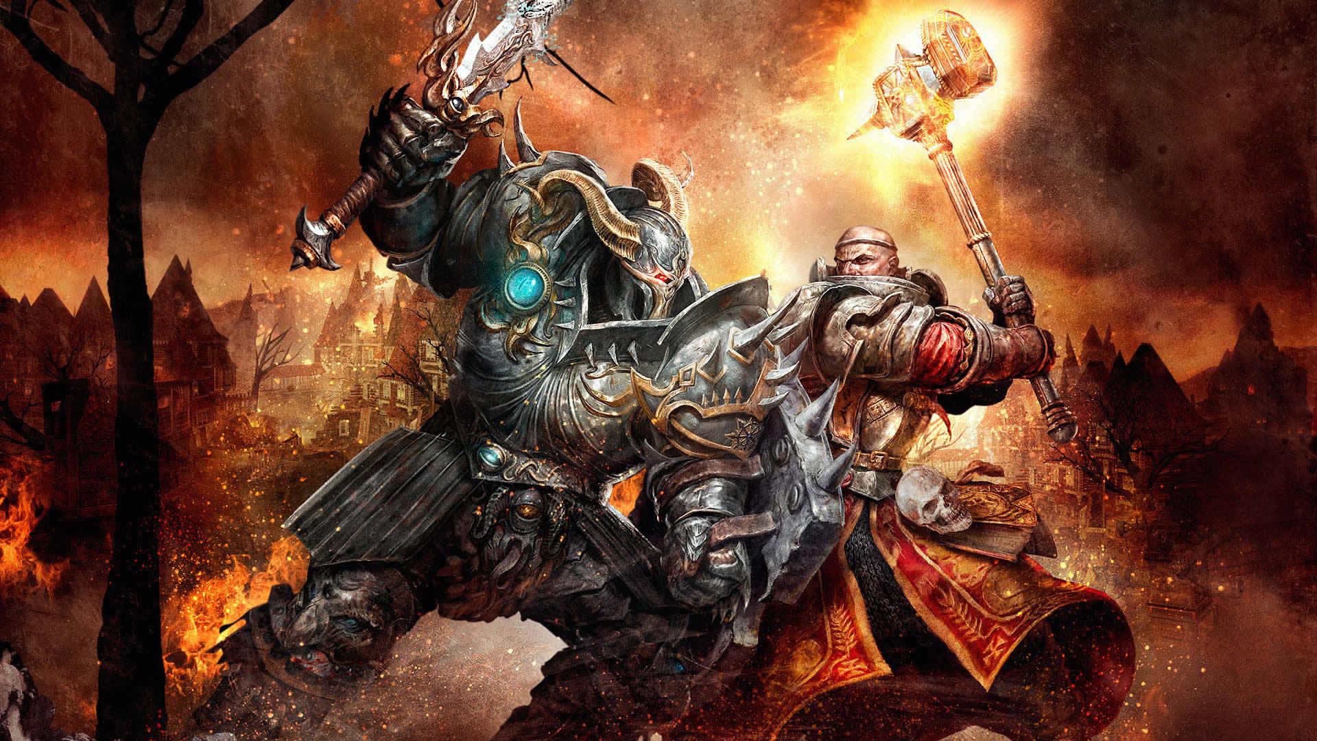 Full Hd Wallpapers Game Battle Scenes - Hellgate