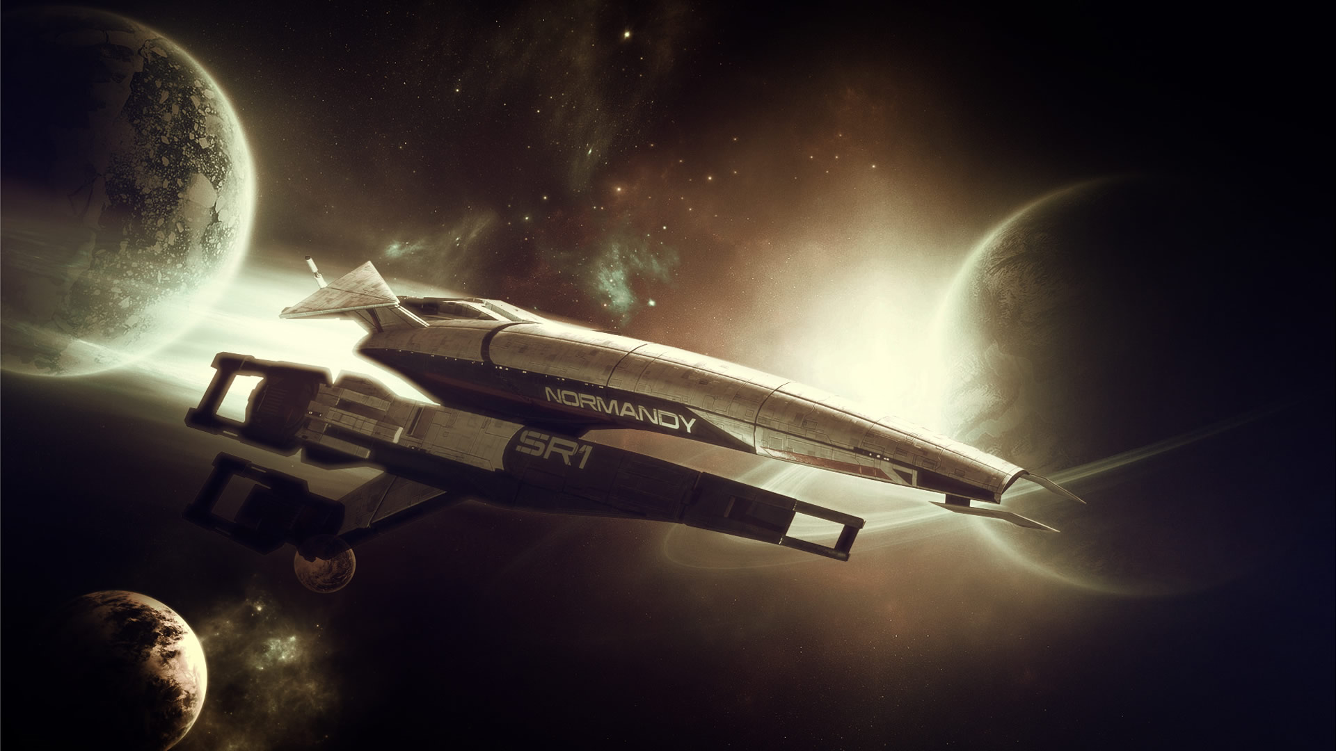 awesome science fiction wallpaper - photo #23