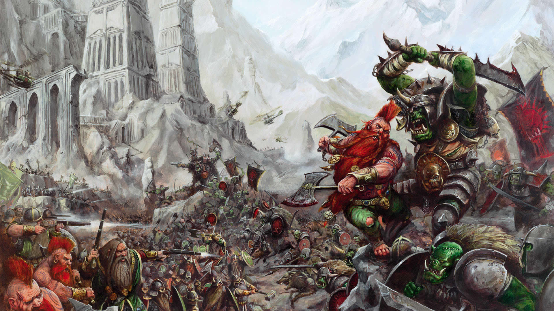 warhammer3 | coolvibe - digital artcoolvibe – digital art