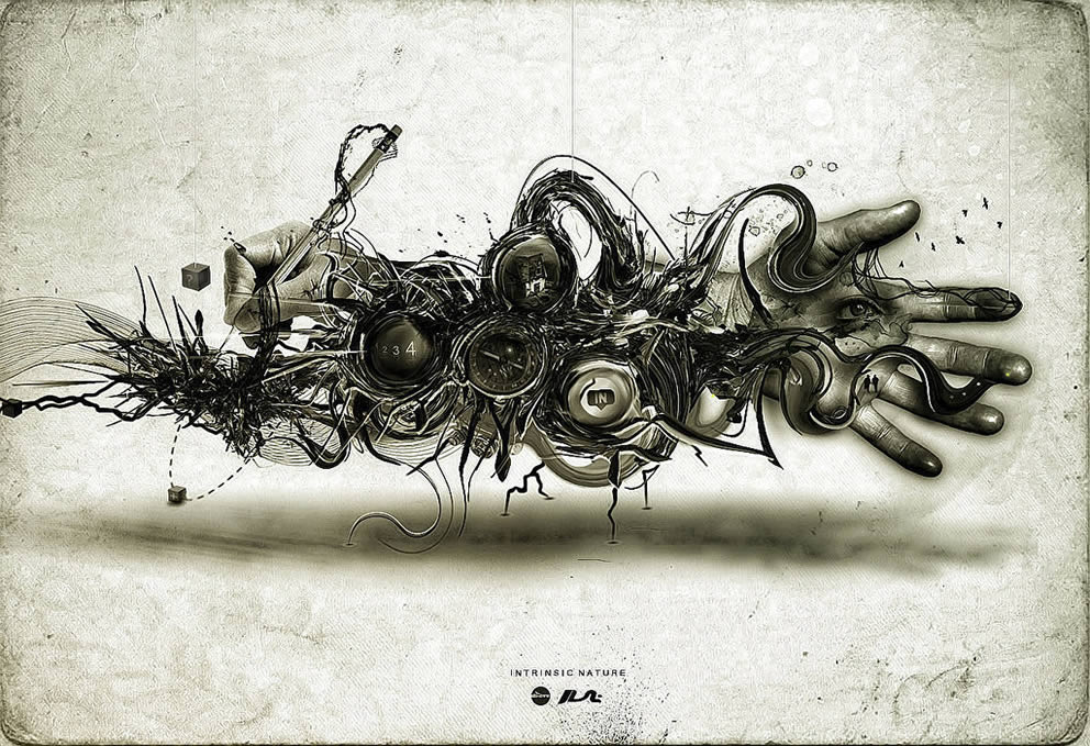 Digital art selected for the Daily Inspiration #548