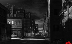 sin-city-matte-painting