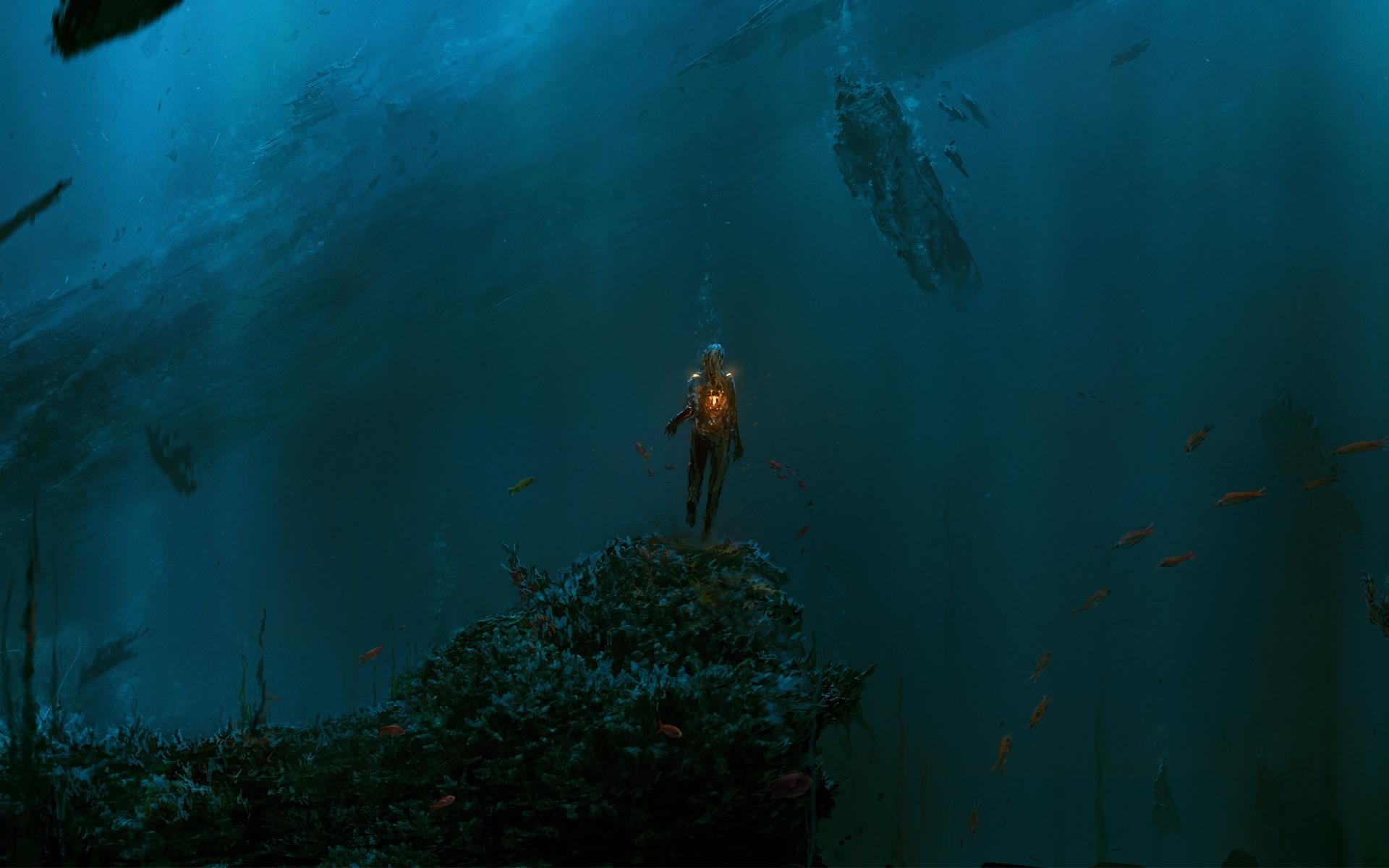 fantasy wallpaper of the week 8 digital paintings