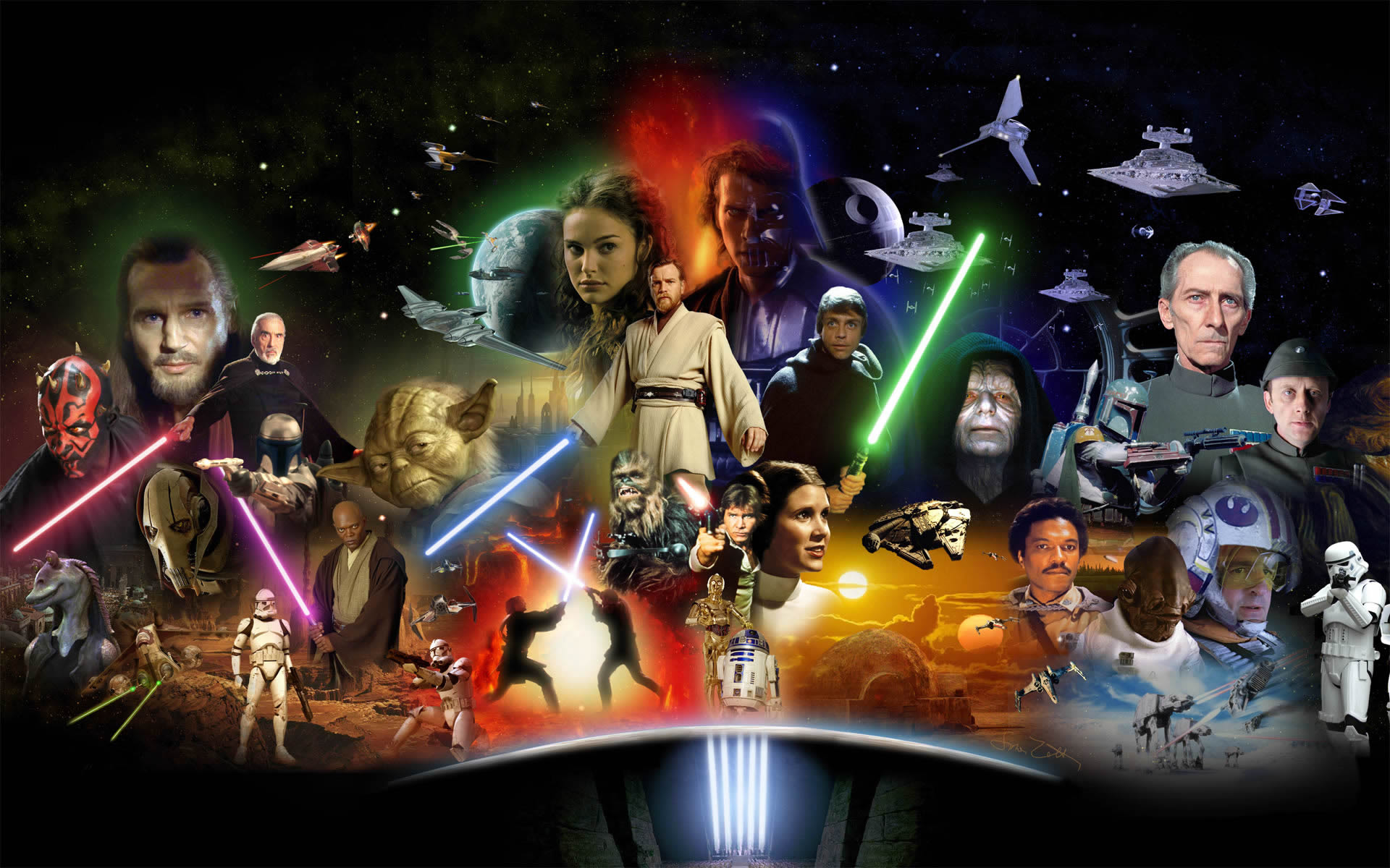 40 Epic Star Wars Wallpapers 3d Digital Paintings Movies Videogames Wallpapercoolvibe Digital Art
