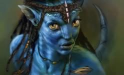 Neytiri Avatar by mrDExArts