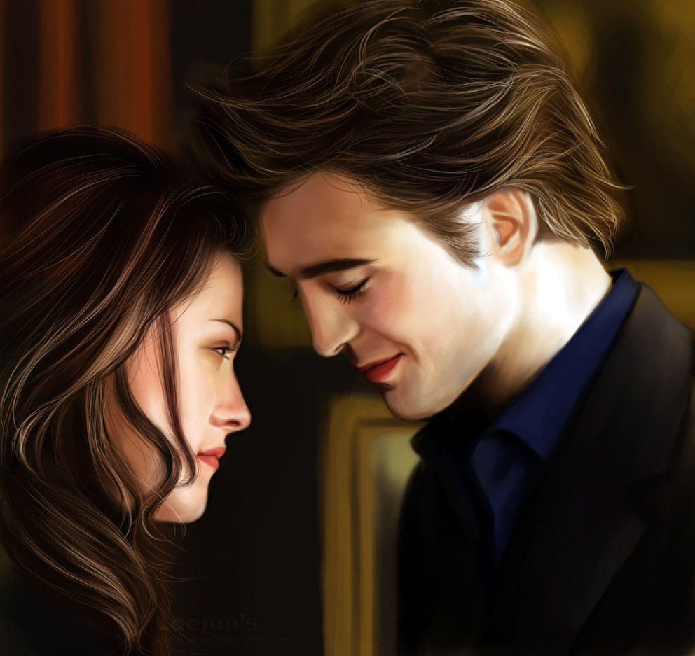 Twilight Love couple Wallpaper : Twilight Digital Art & Wallpapers coolvibe - Digital Artcoolvibe Digital Art