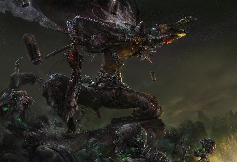 Fantasy Knight Art Download full-size image