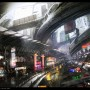 Futuristic City by Neisbeis