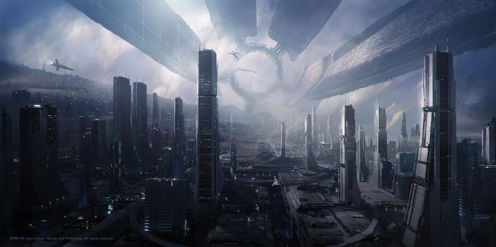 Mass Effect Citadel - ...