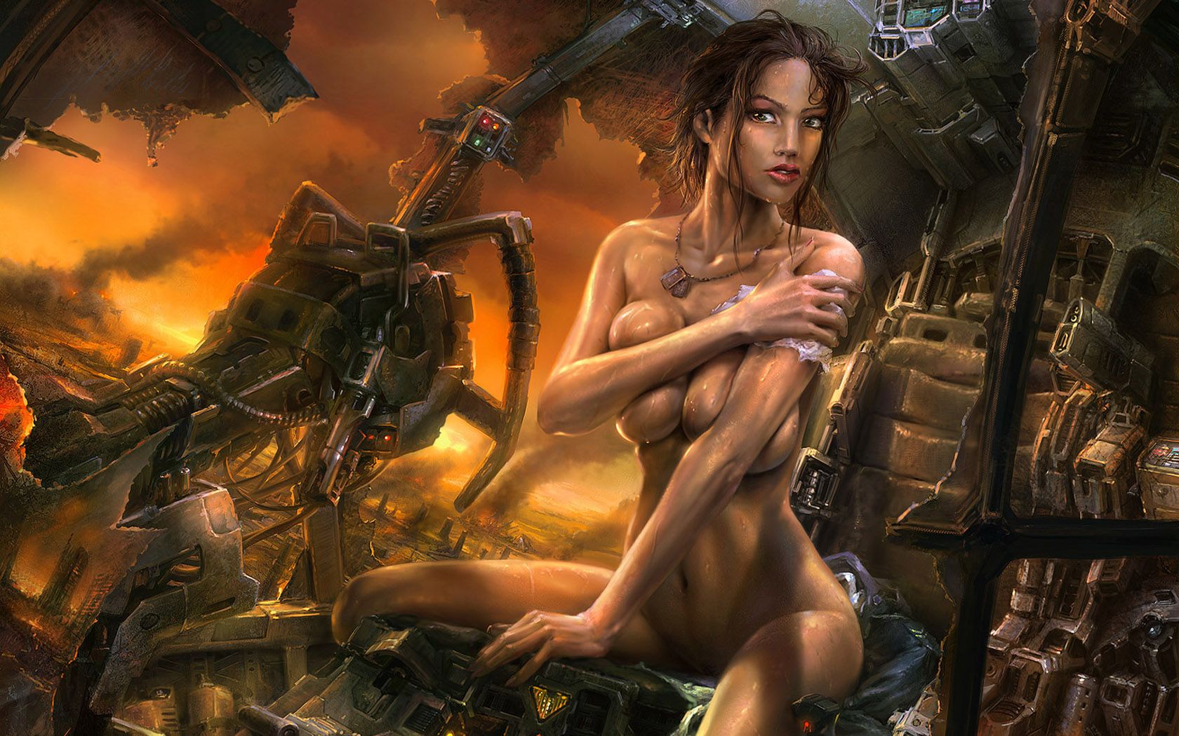 Shadow warrior naked girls porn pictures