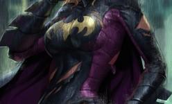 Batgirl_12_by_Artgerm