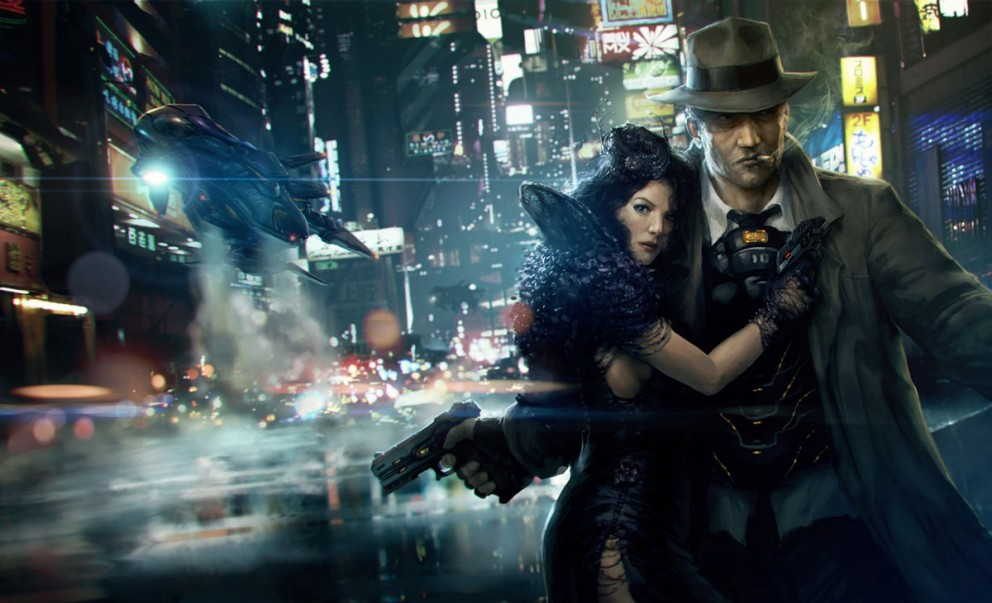 Escape_from_NeonCity_by_OmeN2501 - CoolVibe – Digital Art & Inspiration