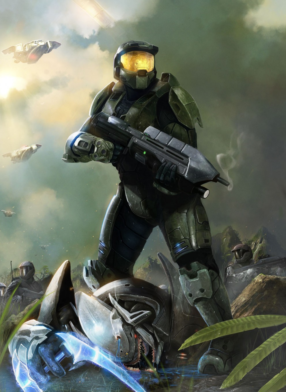 Halo__Master_Chief___by_adonihs - CoolVibe – Digital Art & Inspiration