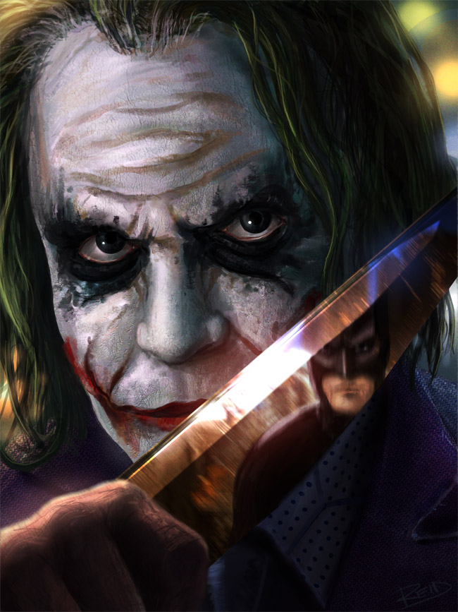 Why_so_serious__by_Rahll - CoolVibe – Digital Art & Inspiration