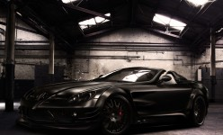 Mercedes_Benz_SLR_Black__front_by_RS__Design