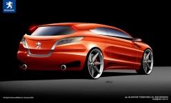 Peugeot_309_X_Cite_by_Slavche