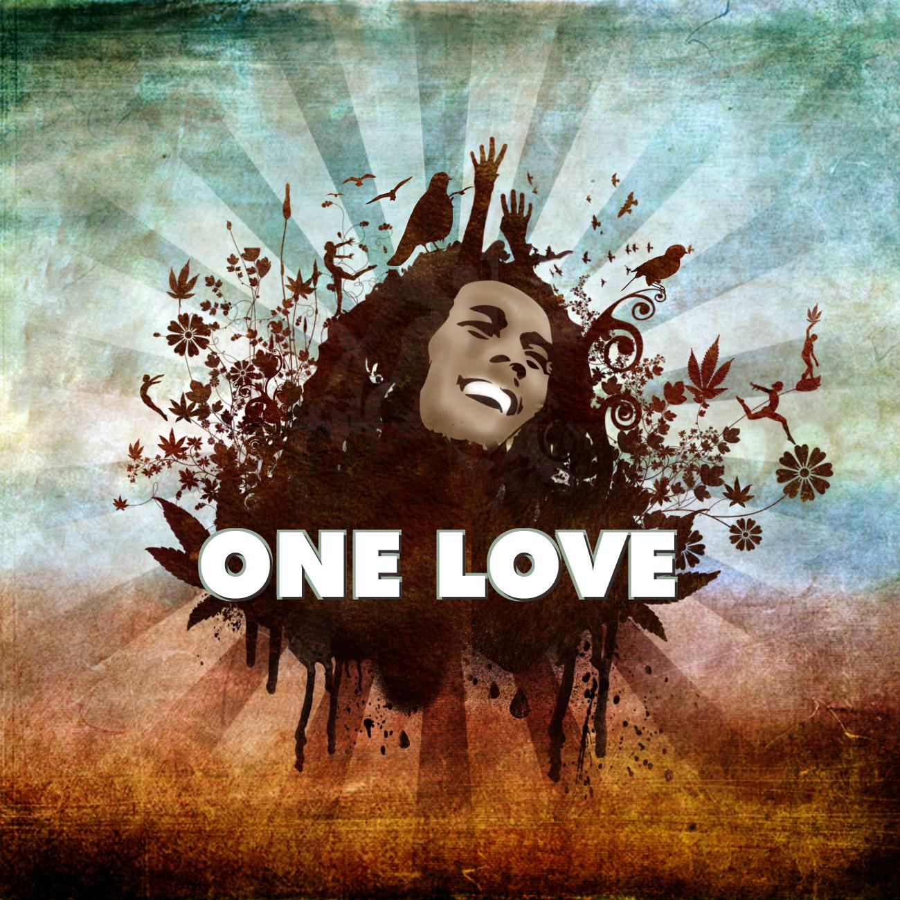 Bob Gnarly Marley By HotWill