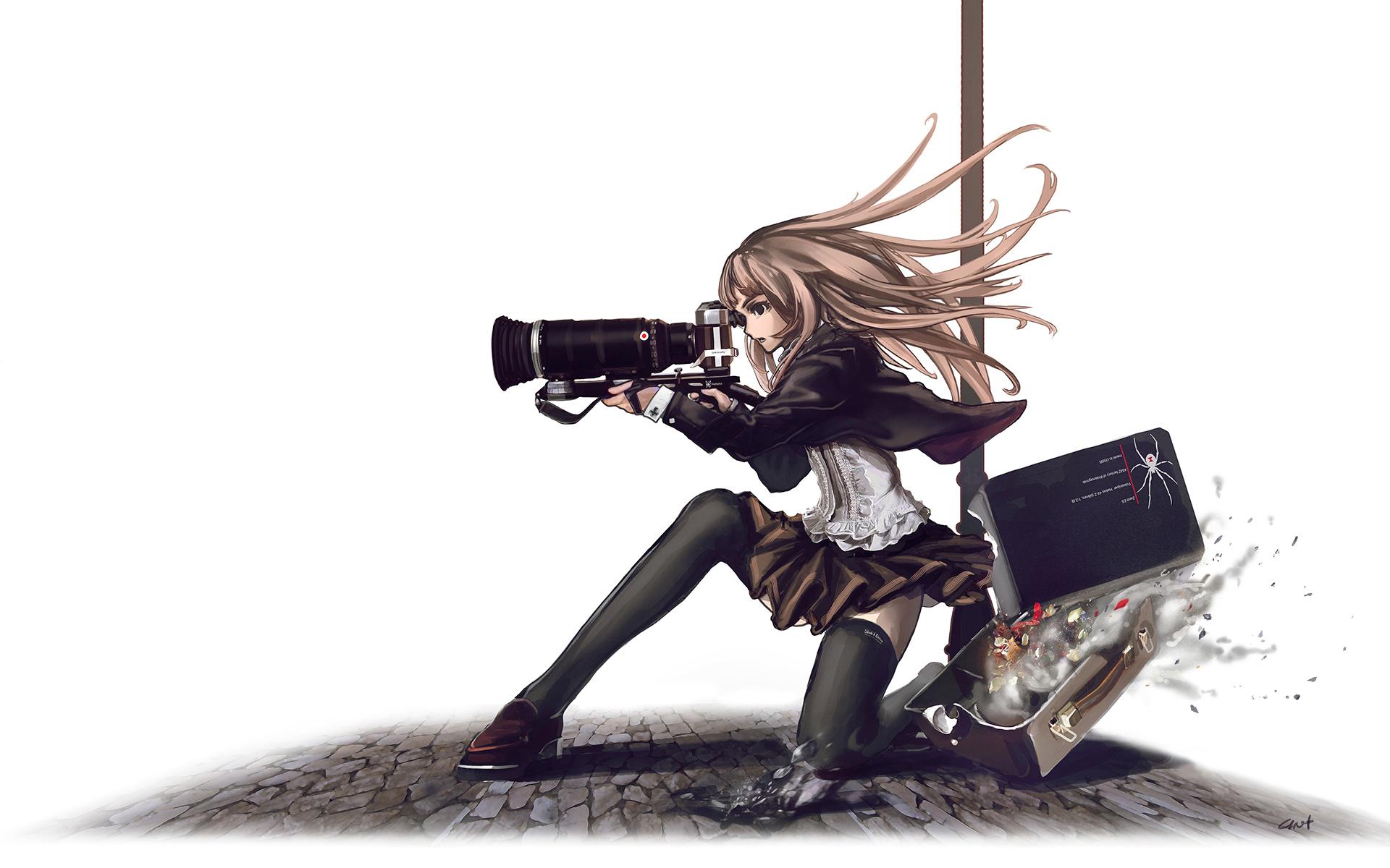 Ammo in Violin Cases (Gunslinger Girl)
