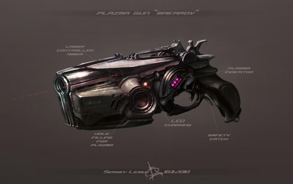 Plazma Gun