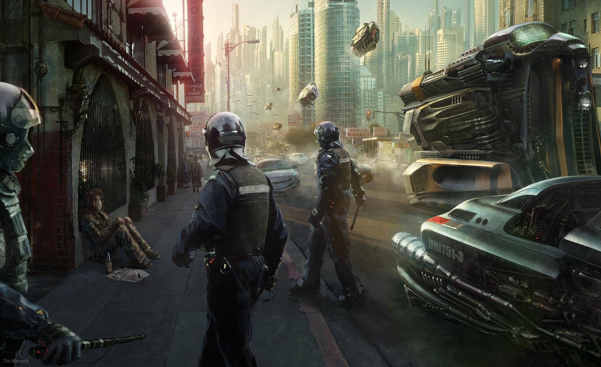 futuristic road wallpaper - photo #39