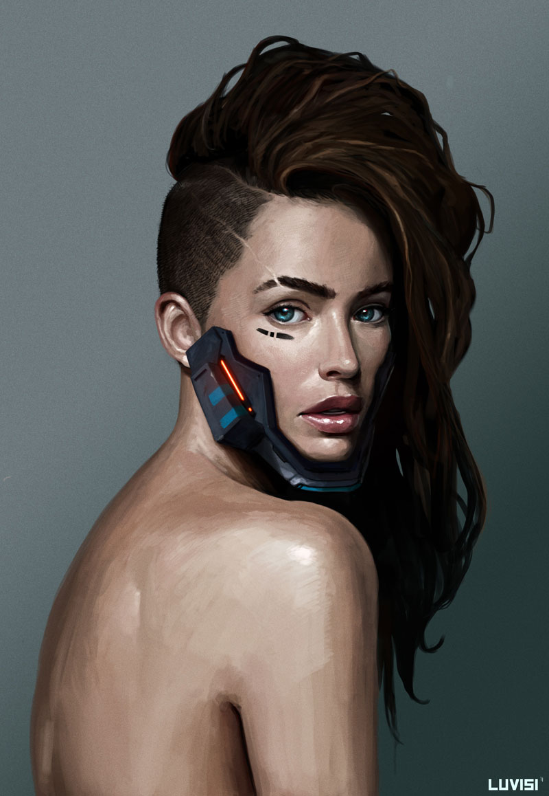 femme-fatale   Coolvibe - Digital ArtCoolvibe – Digital Art