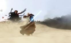 Obi-Wan vs Darth Maul - Star Wars