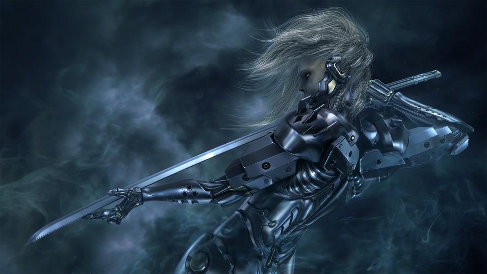 mgs wallpaper. Raiden: Metal Gear Solid