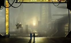 Sci-fi Concept art examples by Celistic