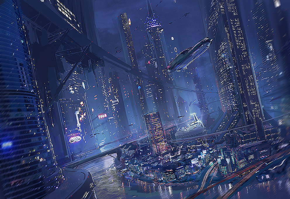 City of the night