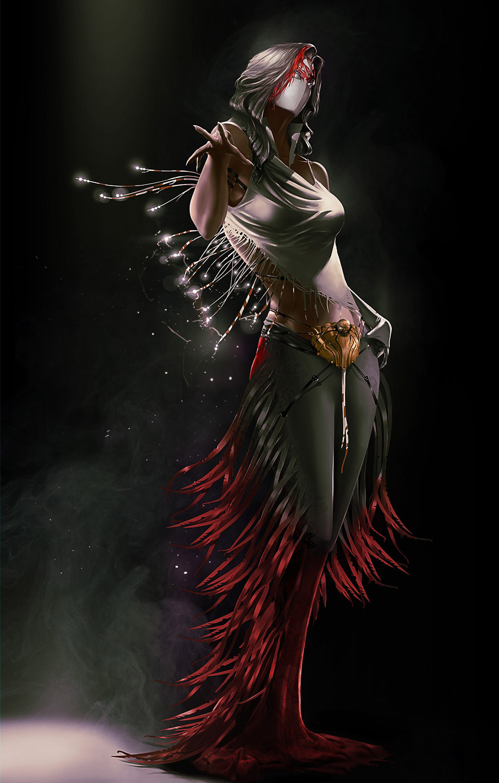 Queen Menaar - Fantasy Art