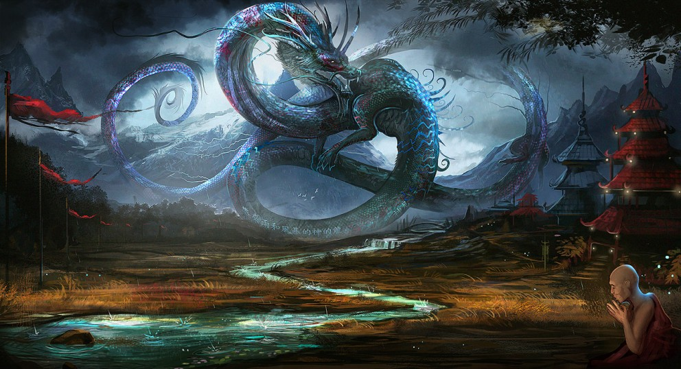 Shenlong the Rainbringer