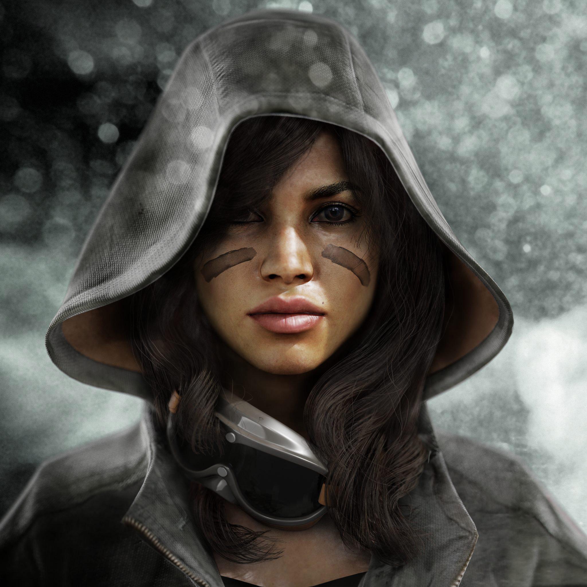 Portrait Wallpaper: Killzone 3 Character