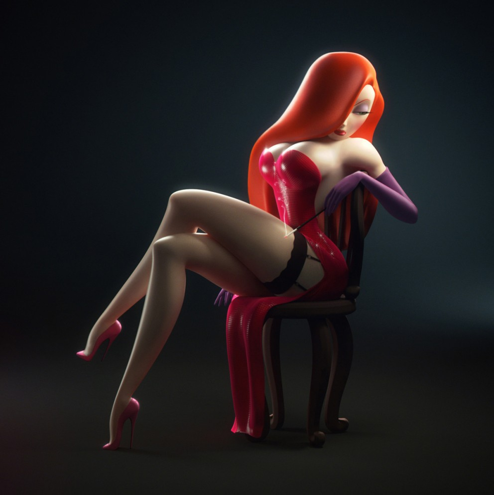 Jessica Rabbit - Fan Art