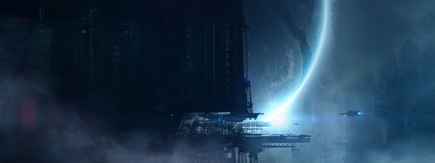 the terminal concept art scifi spacecoolvibe