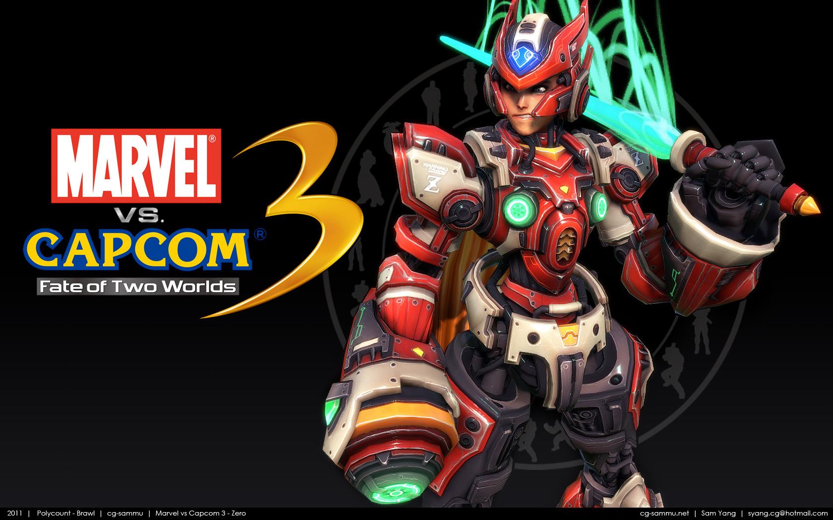 Brawl Zero Marvel Vs Capcom3 3 Coolvibe Digital Artcoolvibe