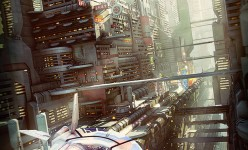 SciFi-City-Canyon