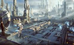 SciFi-Cityscape