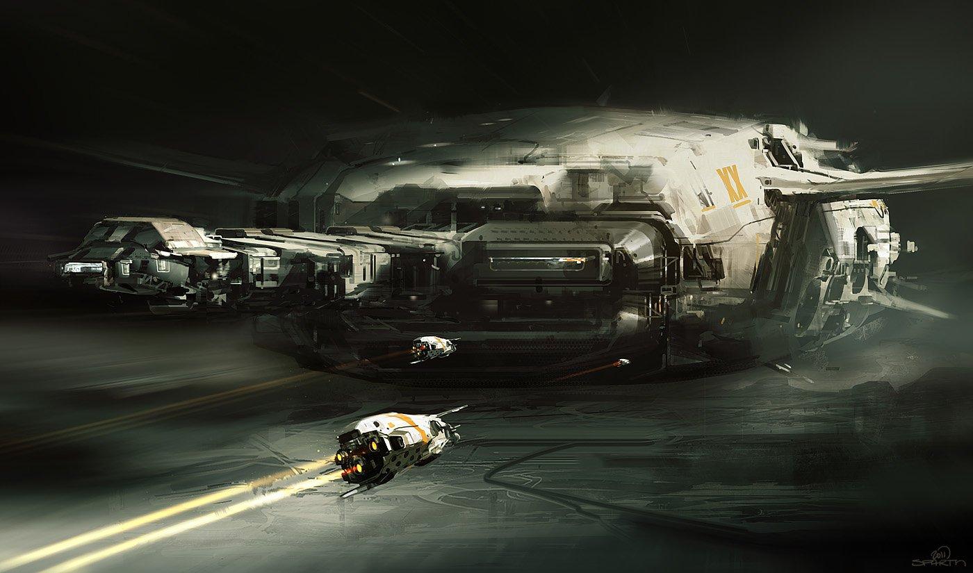 sci-fi wallpaper | 3/19 | coolvibe - digital artcoolvibe – digital art