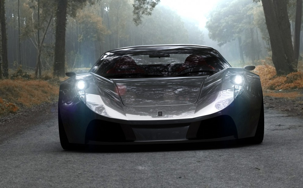 Dream Car Wallpapers - Super cars digital art