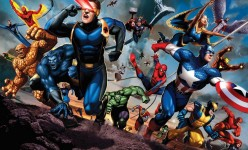 Marvel Heroes Charge