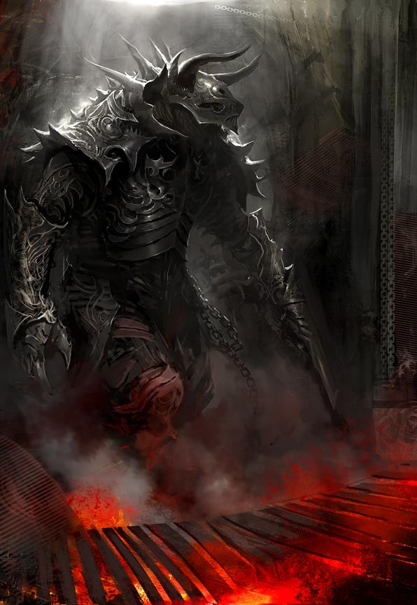 Fantasy Knight Art Fantasy knight.