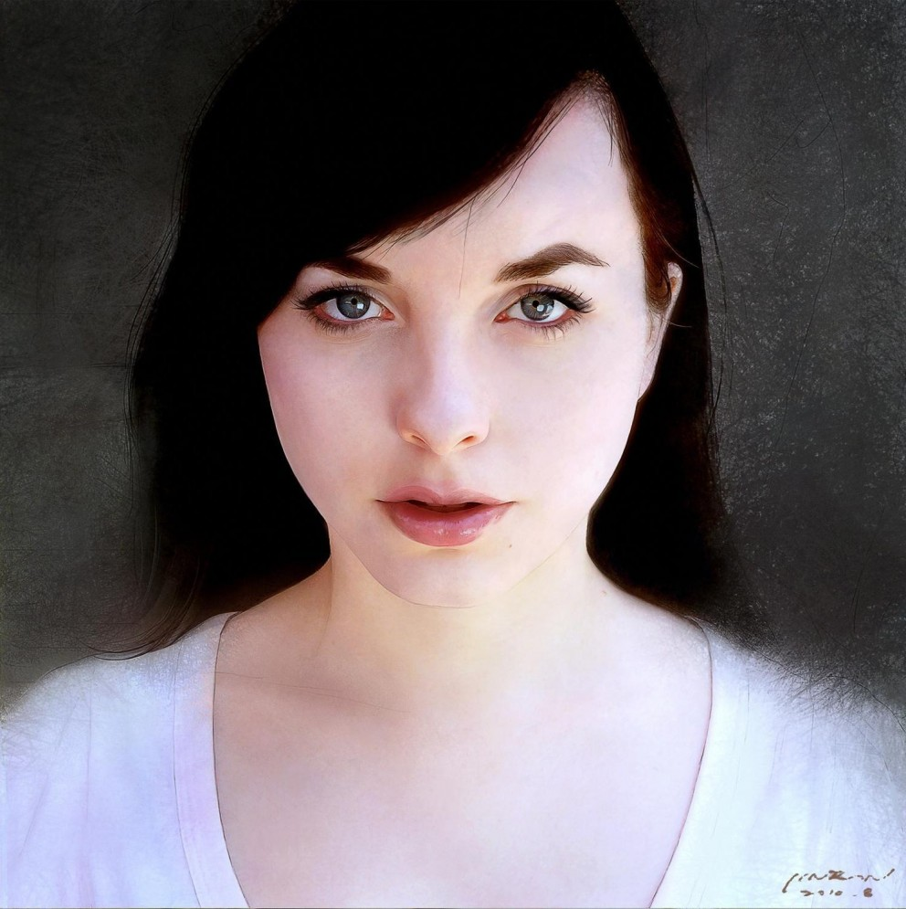 Digital Art - Portrait