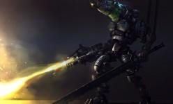 Sci-fi Digital Art Illustration