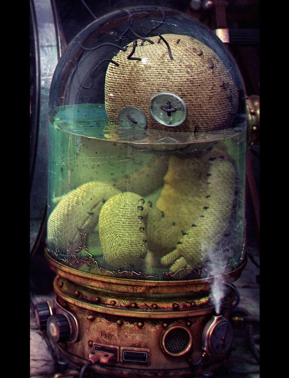 Aleksandr Kuskov | Coolvibe - Digital ArtCoolvibe ...